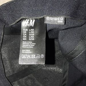 H&M Accessories - H&M How About No. Flat brim cap